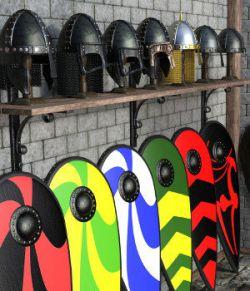 Dark Age Helms