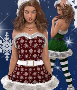 Peppermint for Genesis 3 Females