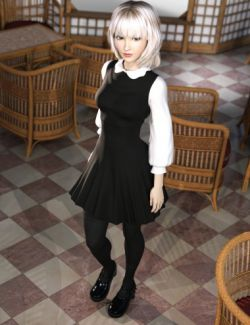 Sana Style for Genesis 3 Female(s)