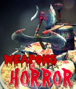 Horror Weapons Game models