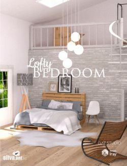 Lofty Bedroom