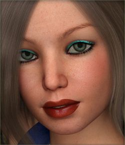 TDT-Abella for Genesis 3 Female