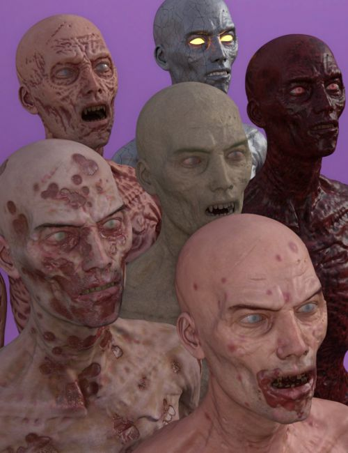 Skins for Markus Zombie