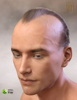 Deep Hairline for Genesis 3