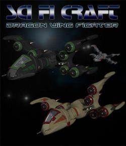 Sci Fi Craft Dragon Wing