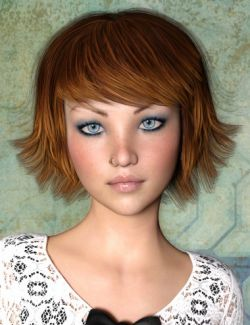 May Hair for Genesis 3 Female(s)