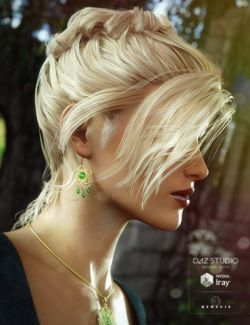 Date Night Hair for Genesis 3 Female(s)