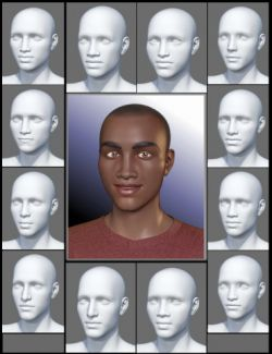 People of Earth: Faces of Africa Genesis 3 Male(s)