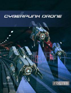 Cyberpunk Drone