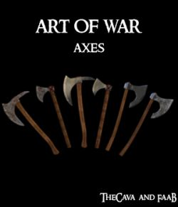 Art of War- Axes