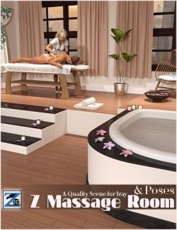 Z Massage Room & Poses