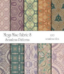 MR- Mega Misc Fabric 8