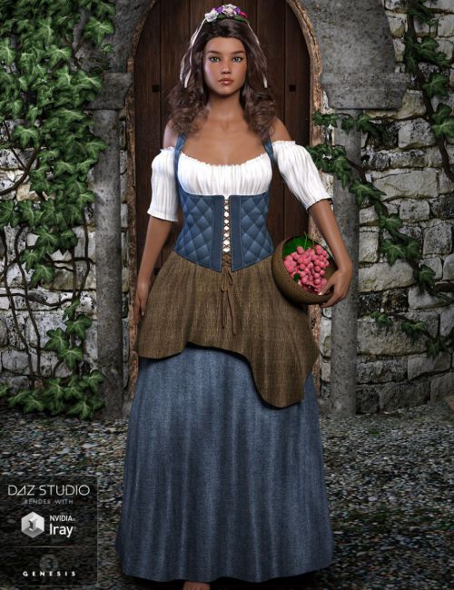 Griselle for Genesis 3 Female(s)