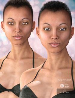 Mst Calli for Genesis 3 Female