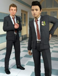 Time for School Genesis 3 Male(s)