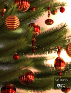 Yuletide Joy Ornaments