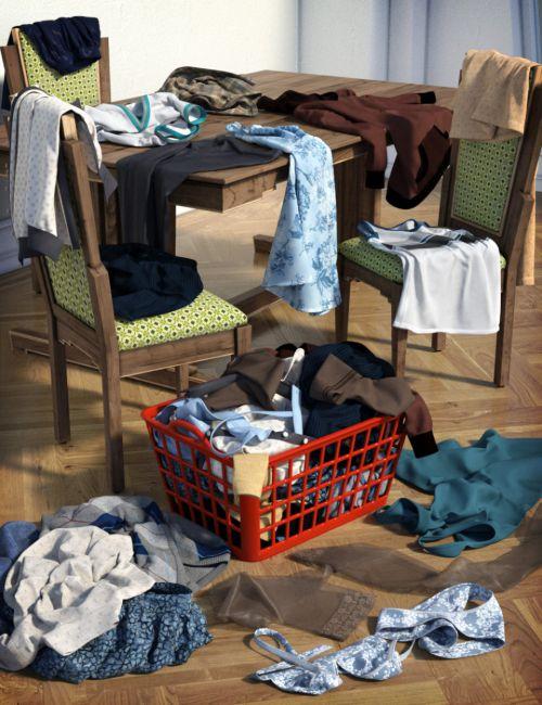 Messy Laundry Mega Set