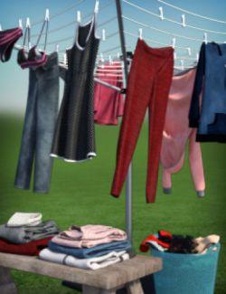 Laundry Day Mega Set