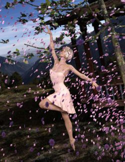 SY Confetti and Nature Effects Iray