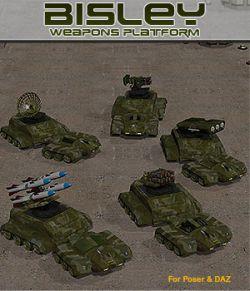 Sci-Fi Bisley Weapons Platform