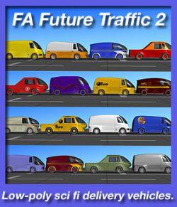 Future Traffic 2: Deliveries.