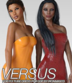 VERSUS- i13 TUBE DRESS for the Genesis 3 Female(s)