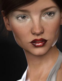 Topmodel Texture for Genesis 3 Female(s)