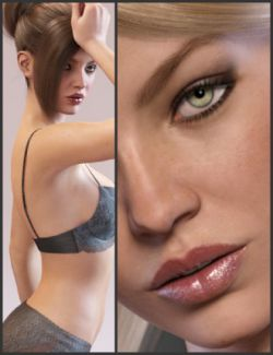 Topmodel Bundle for Genesis 3 Female(s)