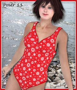 Pauline Bathing Suit