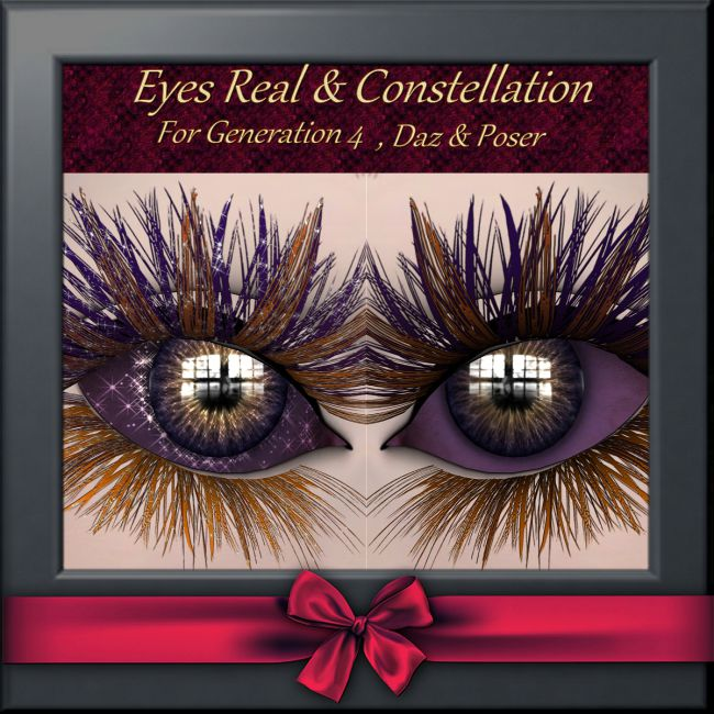 Constellation : Eyes Real