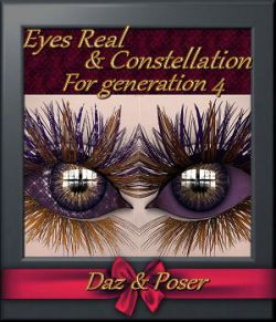 Constellation: Eyes Real