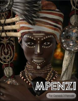 VYK_Mpenzi for Genesis 3 Female
