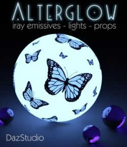 AlterGlow I- Iray Lighting System