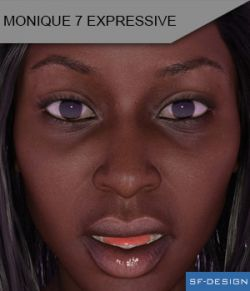 Monique 7 Expressive