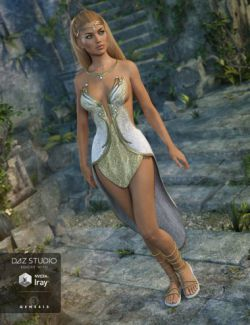 Elven Princess for Genesis 3 Female(s)