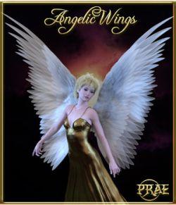 Prae-Angelic Wings for G3