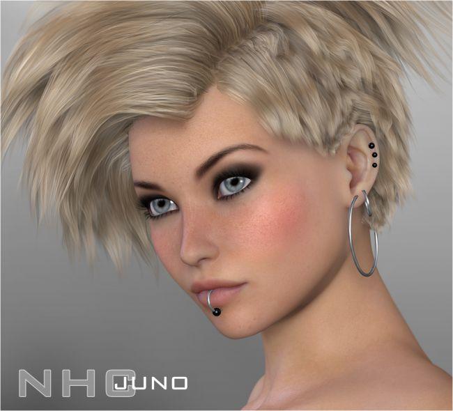 NHC Expansion : Juno Hair
