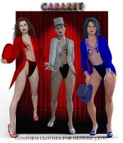 Cabaret for GENESIS 3 F / V7