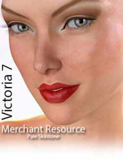 Victoria 7 Merchant Resource - Pale Skin