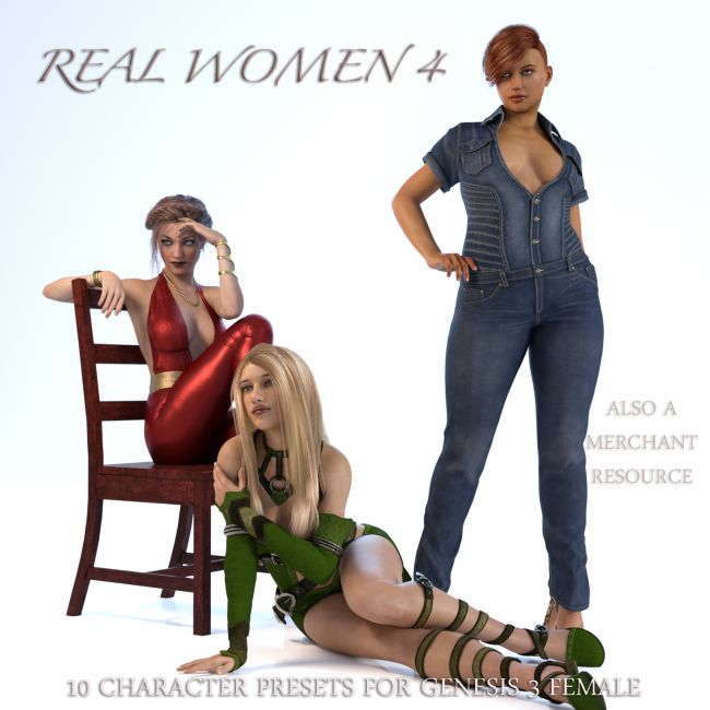 Real Women 4