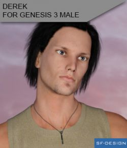 Derek for Genesis 3 Male