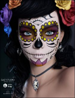 Sugar Skulls: Skelita
