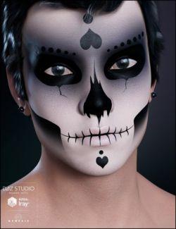 Sugar Skulls: Bones
