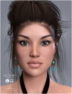 GDN Vanessa for Genesis 3 Female