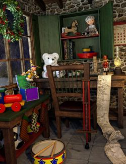 Santa's Toy Workshop