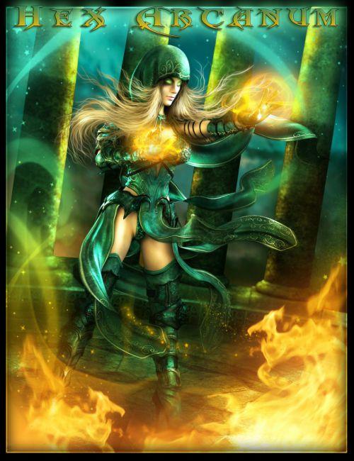 Hex Arcanum for Genesis 3 Female(s)