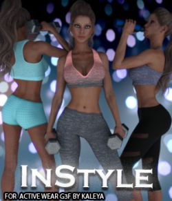 InStyle- Active Wear G3F
