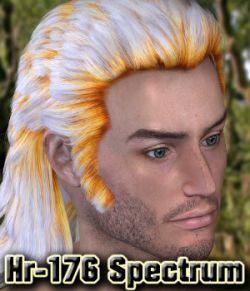 Hr-176 Spectrum