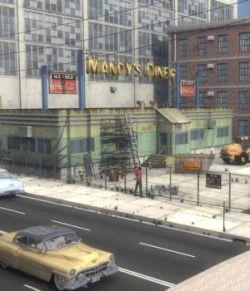 Movie Sets, City Block 03