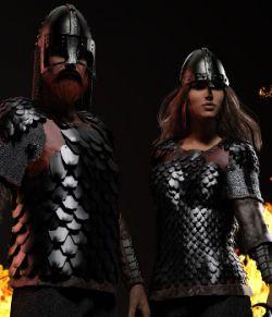 Dark Age Scale Armor